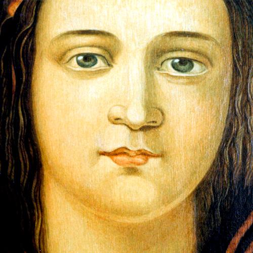 Kopia cudownego obrazu Matki Boskiej Śniatyńskiej   2005