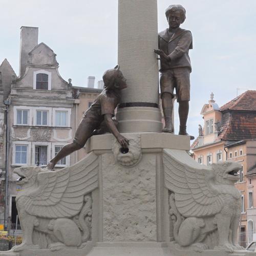 Fontanna, Gryfów Śląski | 2014