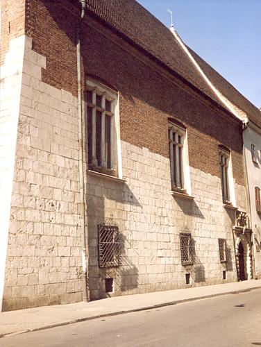 Collegium Maius UJ, Kraków | 1990