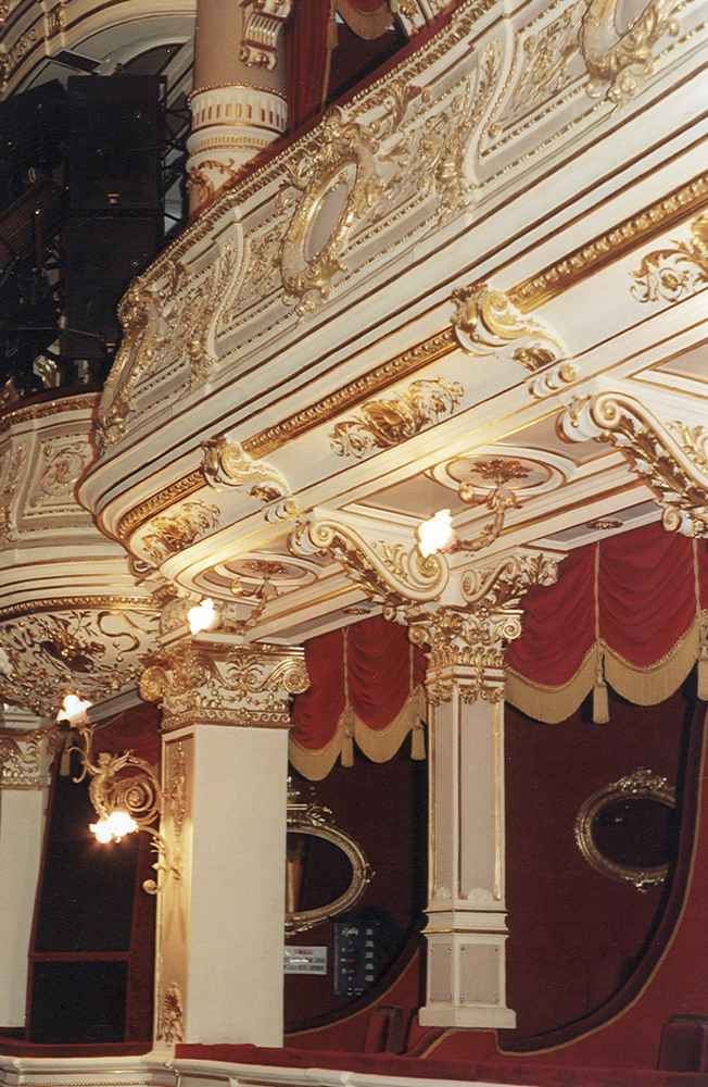 Teatr im. J. Słowackiego, Kraków | 1990-1991